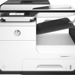 Έγχρωμος εκτυπωτής HP PageWide 377dw