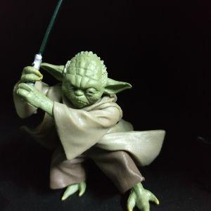 yoda star wars μινιατούρα 7cm