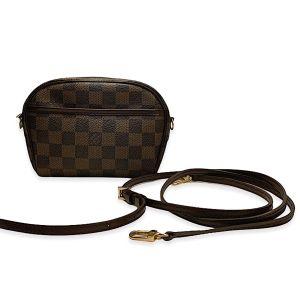 Leather handbag LOUIS VUITTON  100% Αυθεντική