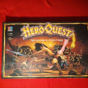 Hero Quest (βαμμένες φιγούρες)