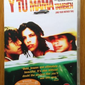 Y tu Mamma tambien dvd (Θέλω και τη μαμά σου)