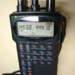 ΠΩΛΕΙΤΑΙ ΦΟΡΗΤΟΣ ΠΟΜΠΟΔΕΚΤΗΣ VHF-UHF ICOM IC-W2A ΣΕ ΑΡΙΣΤΗ ΚΑΤΑΣΤΑΣΗ