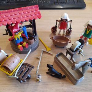 Playmobil μεσαιωνικό σετ 3487.