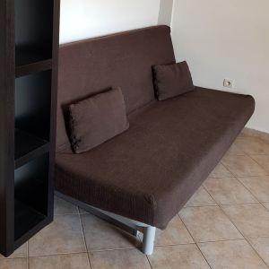 Καναπές IKEA τριθέσιος με αποθηκευτικό χώρο