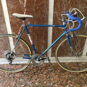 Ποδήλατο '75 ατσάλινος σκελετός με μούφες, ΑΡΙΣΤΟ και ΣΠΑΝΙΟ.