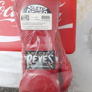 Γαντια πυγμαχιας δερματινα καινουργια Cleto Reyes 18 0z