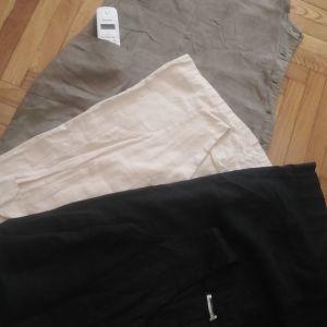 3 Μαξι Φόρεματα Λινα μαζι 6 ευρω Νο 48, 50