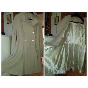 Rococo L καινούργιο παλτό