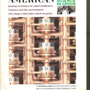 Scientific American, February 1993, 1993, Scientific American, Volume 268, Number 2.  Russian Science In Crisis