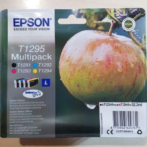 Μελάνι Epson T1295L Multipack 4-Colours (C13T129540) Γνήσιο