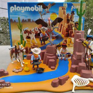 Playmobil χρυσοθήρας
