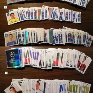 Συλλεκτικά αυτοκόλλητα, κάρτες, χαρτάκια Panini και άλλα