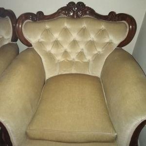 Πολυθρόνα /σετ σαλονιού