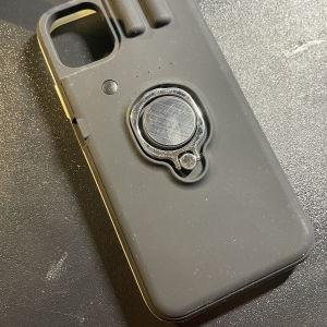 θήκη για iPhone 11 με θήκη Powerbank για AirPods