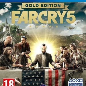 Far Cry 5 Gold Edition για PS4 PS5