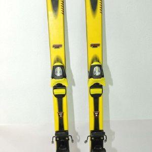 Πέδιλα SKI ROSSIGNOL 1.40cm Κίτρινα Παιδικά Χιόνι (G-14)