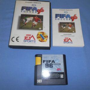 FIFA 96 - SEGA MEGA DRIVE