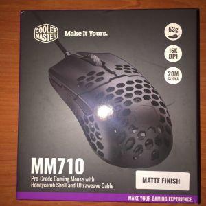 CoolMaster Gaming Mouse 710 Σφραγισμένο!