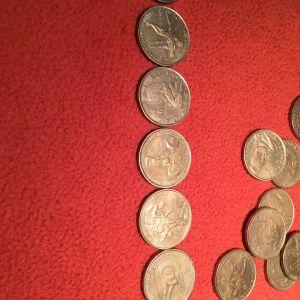 Συλλεκτικά κερματα