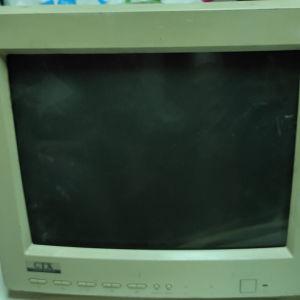 """Οθόνη ctx color monitor 17"""""""