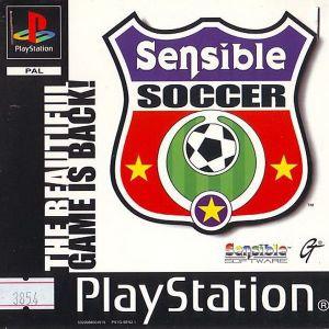 SENSIBLE SOCCER - PS1