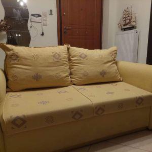 Διθέσιος Καναπές με αποθηκευτικό χώρο