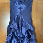 Σατέν βραδινό φορεμα