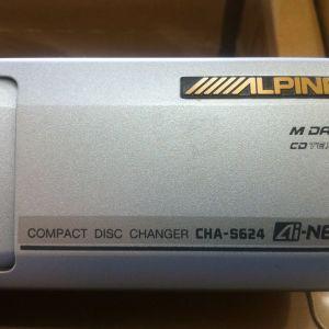 Alpine CDA-7873 Alpine CHA-S624