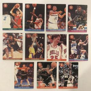 ΣΥΛΛΕΚΤΙΚΕΣ ΚΑΡΤΕΣ NBA JOAN ΚΑΙ ΑΛΛΑ ΚΟΛΠΑ 1995