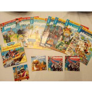 Playmobil περιοδικά και CD