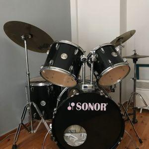 Drums SONOR / Τύμπανα