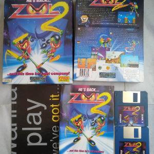 Amiga game Zool 2