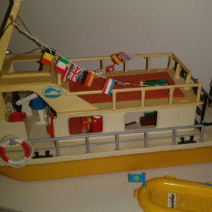 Playmobil cruise ship 3540 του 1980