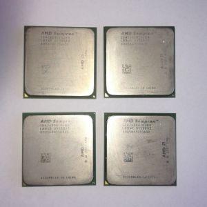 4 Επεξεργαστές AMD Sempron 2600+ 1.6 GHz (SDA2600AI02BX)