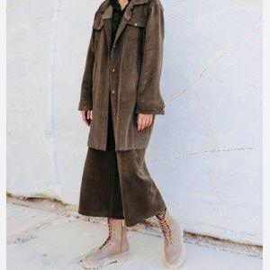 Vassia kostara κοτλε jacket