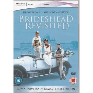 4 DVD  11 EPISODES / BRIDESHEAD REVISITED  /  THE COMPLETE SERIES / ΧΩΡΙΣ ΥΠΟΤΙΤΛΟΥΣ