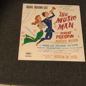 Meredith Willson - The music man (LP)