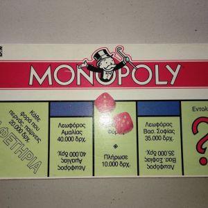 Monopoly Parker elgreco