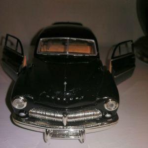 Αυτοκίνητο συλλεκτικό κλίμακα 1:24 Mercury 1949