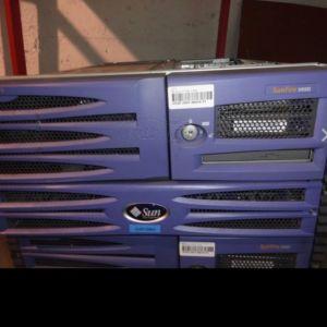 Sun Fire V490, 4x 1.5GHz USIV , 32GB, 2x 146GB, DVD, Server
