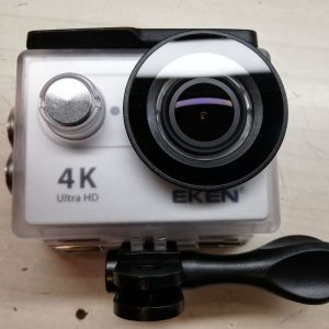 EKEN H9R Action Camera (1080p 60fps / 4K 30fps) + SD Card 64GB High Speed