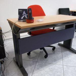 Γραφείο Dromeas σε χρώμα οξιάς