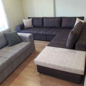 Καινούργιος Πολυμορφικός γωνιακος καναπές με διάσταση 290 Χ 250