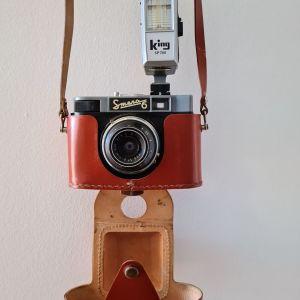 Συλλεκτική Φωτογραφ. μηχανή Smena 6 -35 mm Camera
