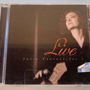 Τάνια Τσανακλίδου - Live