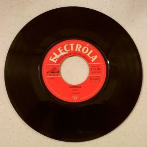 Vinyl record 45 - Adamo