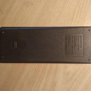 Sony Playstation 2 control