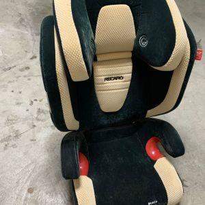 RECARO Monza παιδικα καθισματα αυτοκινητου ISOFIX