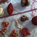 Χριστουγεννιάτικα Διακοσμητικά σετ 20 τεμάχια