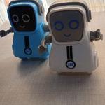 Φιγούρες Robot με Ροδακια
